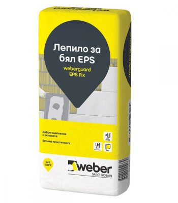 Лепило weberguard EPS Fix